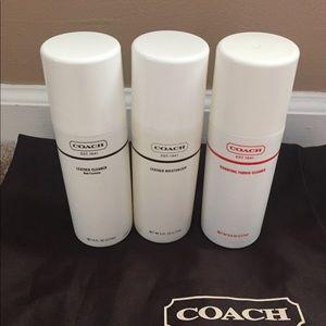 Coach Purse Care Kit